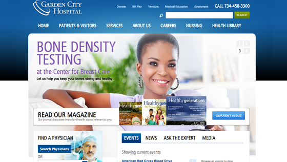 Biznet launches user-friendly website for Garden City Hospital