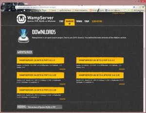 WAMPServer Download