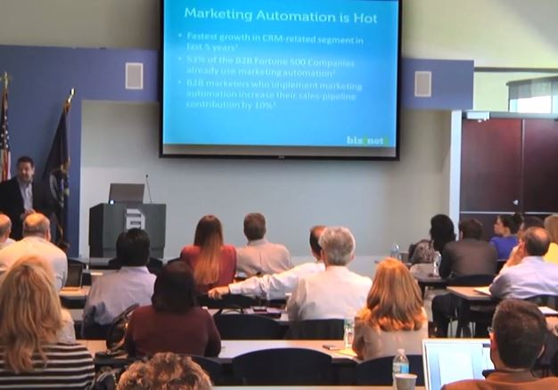 Video: Using Marketing Automation to Create the Ultimate Lead Machine