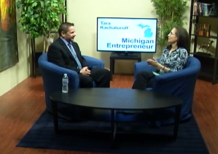 Watch Kevin Krason's Interview on Michigan Entrepreneur!