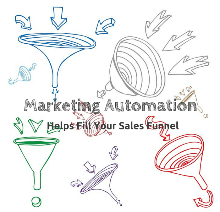 Marketing Automation Helps Fill the Sales Funnel