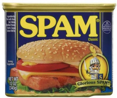 Ham, Not Spam