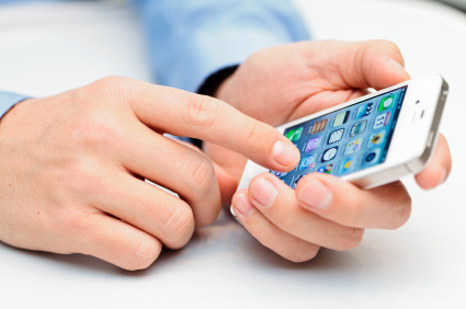 Mobile Apps and Customer Service are a Customers and Business's One Touch Resolution to Problems