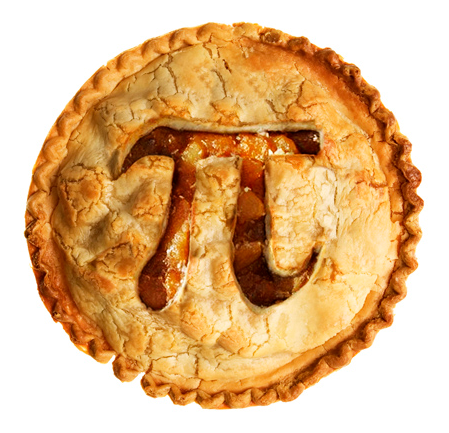 "You say ""Pie Day"" – I say ""Pi Day"""